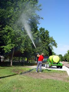md3005g custom sprayer - greenhouse sprayer