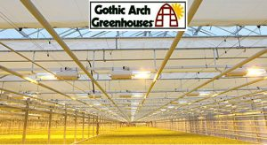 LED lighting, greenhouse gardening