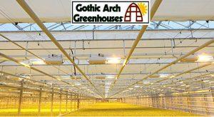 LED lighting, greenhouse gardening