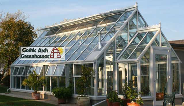 Why Choose A Luxury Greenhouse Gothic Arch Greenhouses