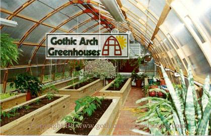 Summer Greenhouse Essentials Gothic Arch Greenhouses
