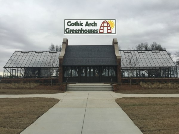 Getting Started With A Greenhouse Gothic Arch