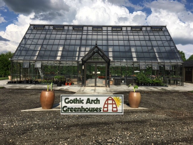 greenhouse heater calculator Gothic Arch Greenhouse