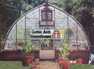 Gothic Arch Greenhouse greenhouses durable affordable