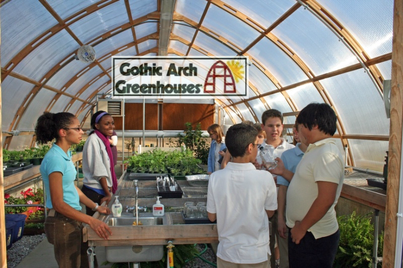 Seed Starting Must Haves Gothic Arch Greenhouses