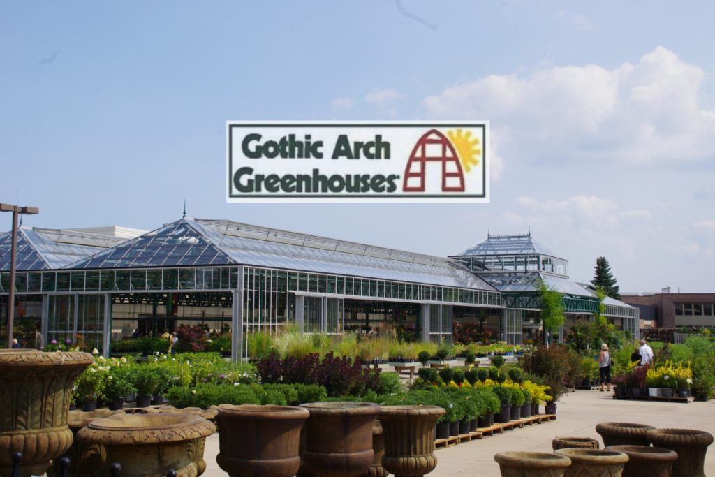 Retail Garden Center Design Gothic Arch Greenhouses