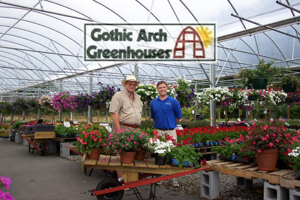 Commercial Greenhouse Upgrade When to Upgrade Gothic Arch Greenhouse Mobile AL