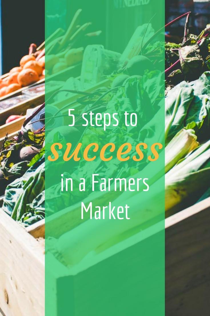 Success in a Farmers Market