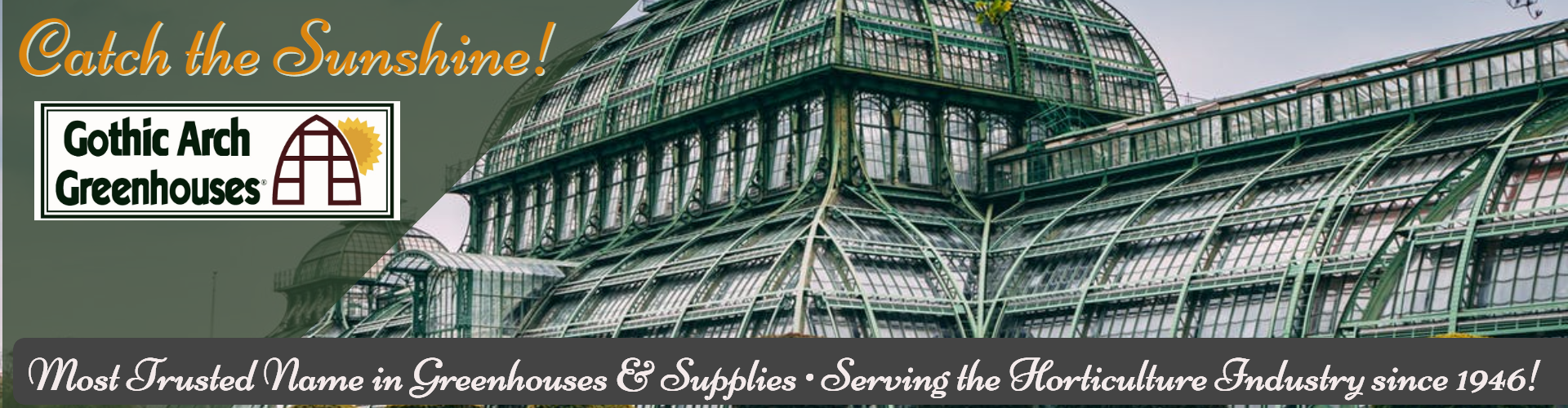 Gothic Arch Greenhouses – Blog