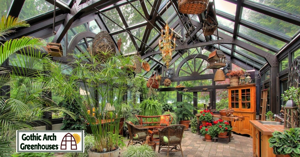 health benefits of a conservatory