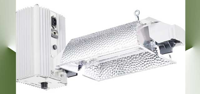 G-Pro 750E SE Commercial Grow light Complete Fixture