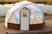 15' Dome Greenhouse Kits