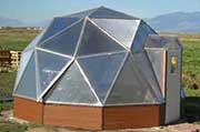 18' Dome Greenhouse Kits