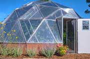 26' Dome Greenhouses