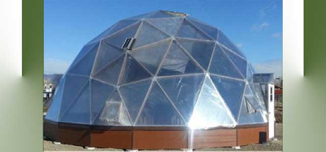 Community size Dome or recreation space