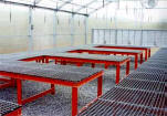 Greenhouse Benches-A-V Lifetime Bench Systems
