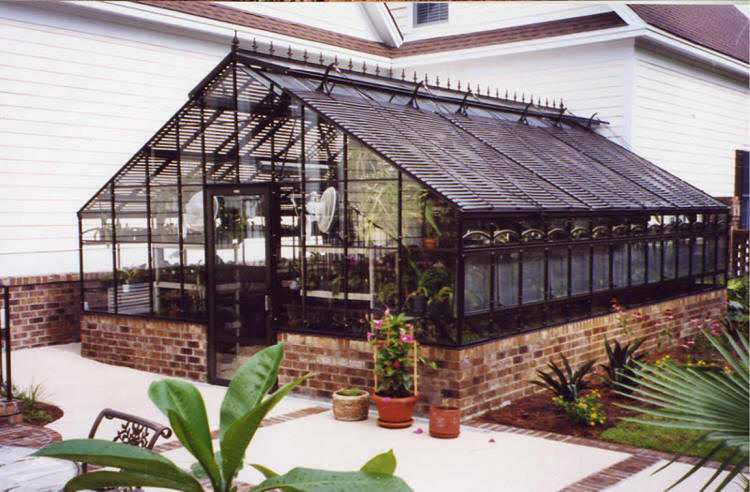 American Classic Greenhouses - Gothic Arch Greenhouses