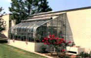 AC Garden Lean-To Greenhouse