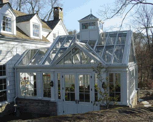 English classic victorian conservatories and classic style for Victorian style kit homes