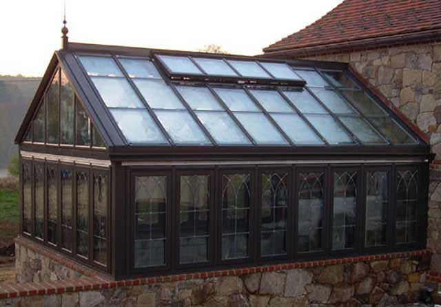 English classic victorian conservatories and classic style for Build a victorian greenhouse