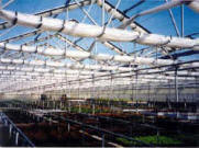 Retractable Roof Greenhouse Curtain Systems