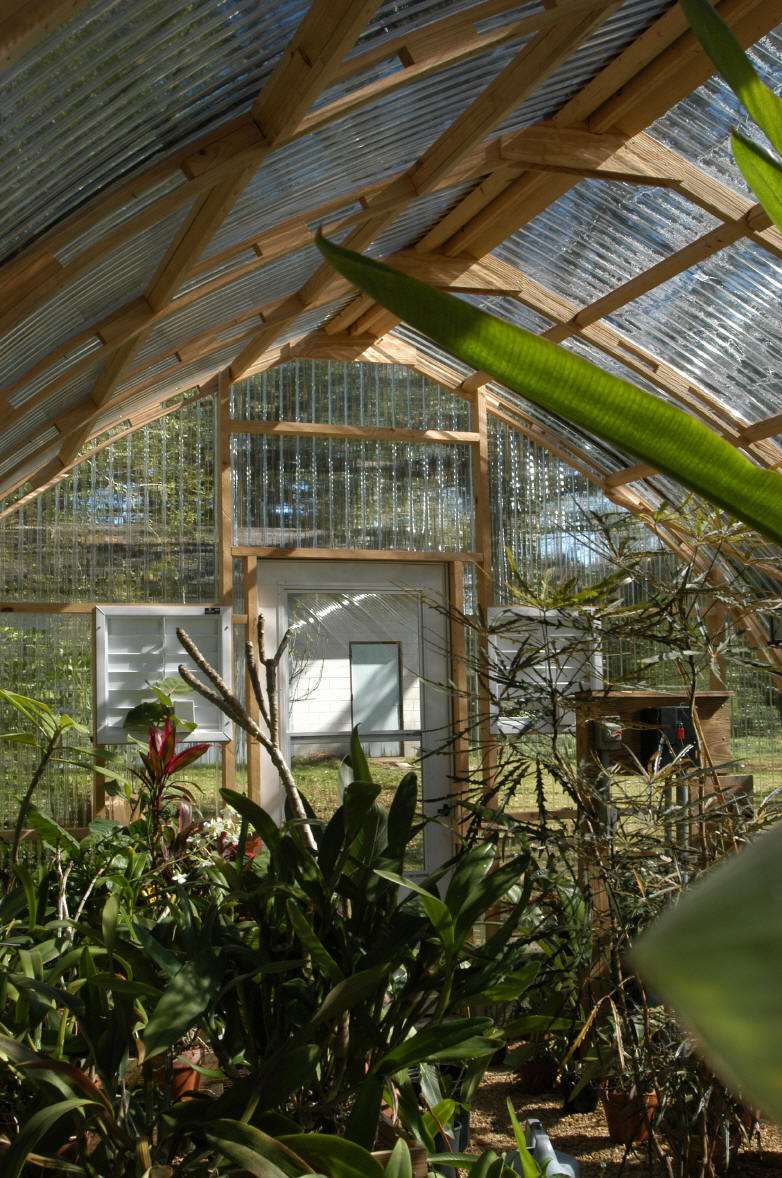 Wood Greenhouses | Greenhouse Manufactures | Gothic Arch Greenhouse Kits