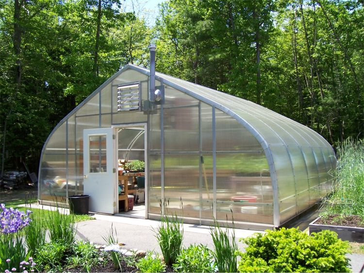 Educational Greenhouse Package Gothic Arch Greenhouses