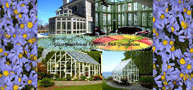 Glass Greenhouses advantages