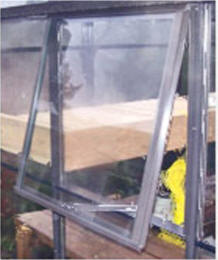Greenhouse Accessories -Side Vent