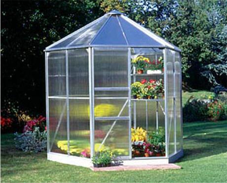 Octagonal Greenhouse Kits #KU06 – Roccommunity