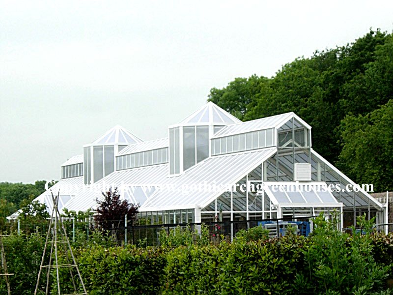 nice architectural greenhouse #5: DF Specialty Greenhouse Enclosures