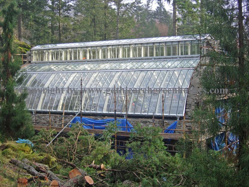 Df Specialty Greenhouse Enclosures Gothic Arch Greenhouses