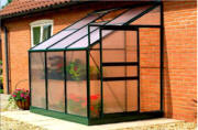 BIO Start Lean-to Greenhouses