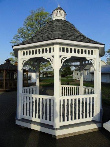12 Sided Gazebos Gothic Arch Greenhouses