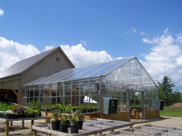 Mt Peaked Roof Greenhouses Gothic Arch Greenhouses