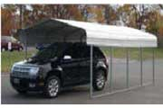 Portable Steel Carports
