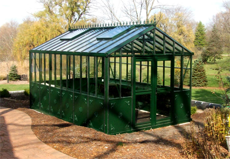 Retro Victorian Glass Greenhouses Sale Gothic Arch