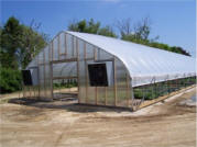 Organic Moveable Greenhouses