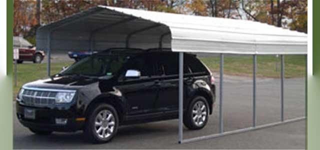 Build It Yourself Metal Carport Kits