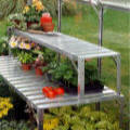 Top Tier All-Aluminum Shelf