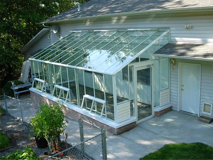 Traditional Glass Lean To Greenhouse Sale Gothic Arch