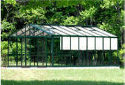 Victorian Greenhouse kits.-V-146 Victorian Greenhouses