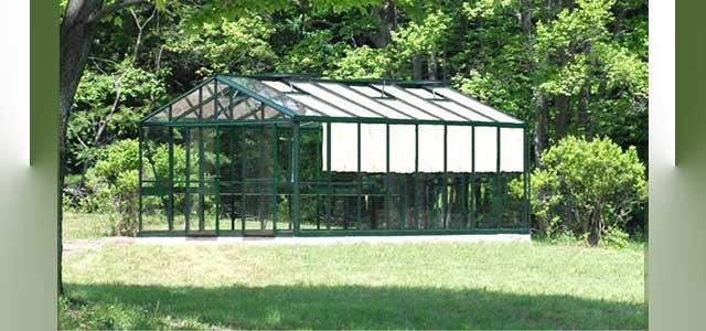 Glass House on Royal Victorian Greenhouses Sale   Glass Greenhouses Kits