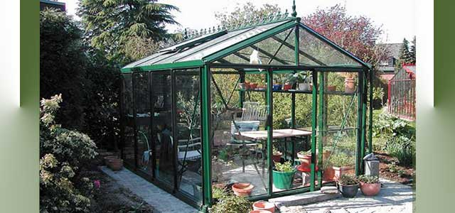 Victorian Glass Greenhouses
