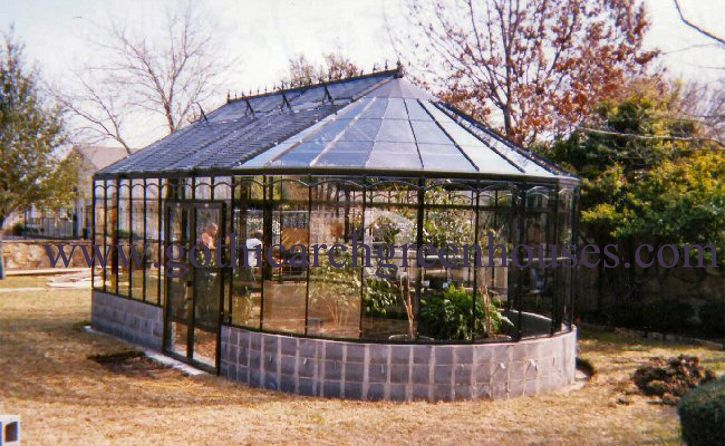 Ac garden glass greenhouse the charm and beauty of for Garden greenhouse designs