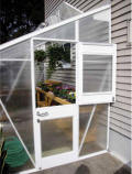 Aluminum  Lean-To Greenhouses