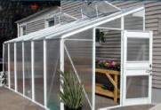 hobby lean-to greenhouse kits,extend your growing space
