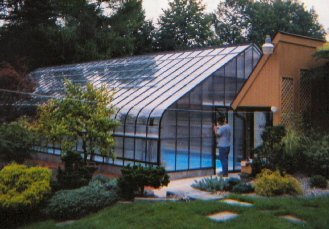 American Classic Greenhouses Gothic Arch Greenhouses
