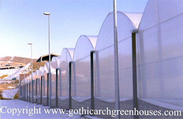 Aquaponic Greenhouse Kit Waters Sistem