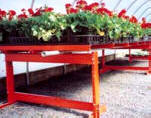 Greenhouse Benches-A-V Greenhouse Bench Tops